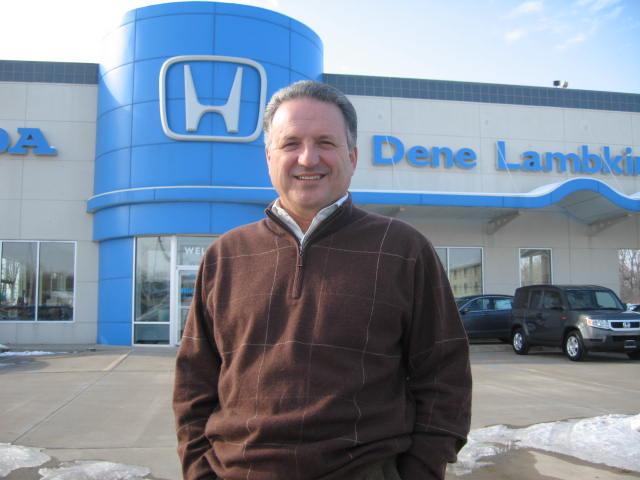 Dene Lambkin Honda - Quincy Chamber of Commerce