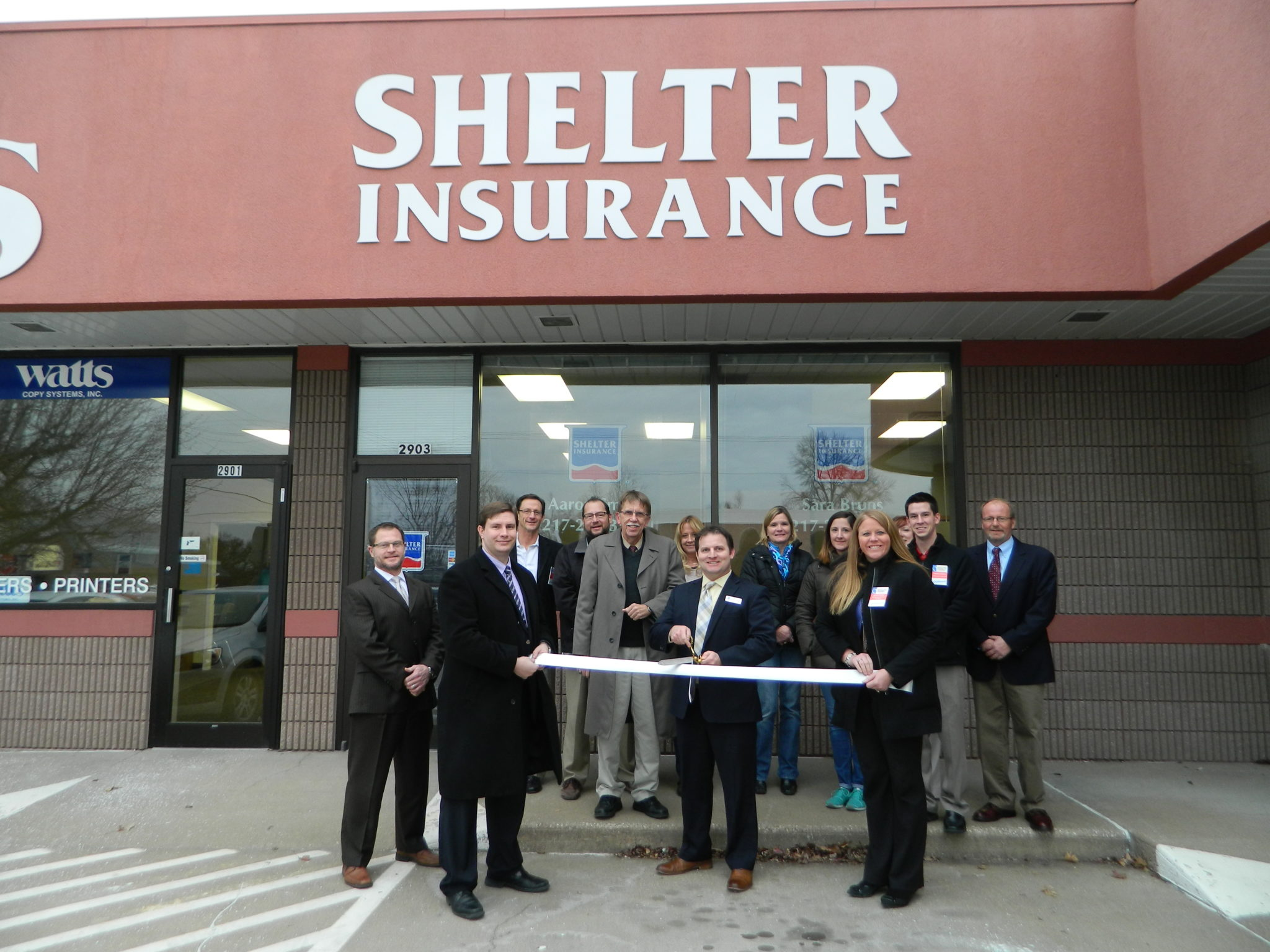 Shelter Insurance-Aaron Smith - Quincy Chamber of Commerce