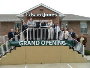 Edward Jones, Trenton Murfin, Financial Advisor