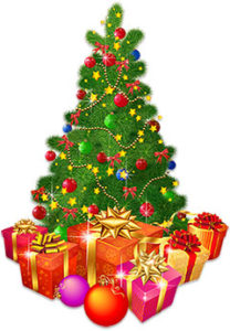 Christmas Tree With Presents.Christmas Tree Many Presents Quincy Chamber Of Commerce