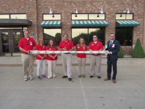 Liberty Bank (ribbon cutting ceremony)