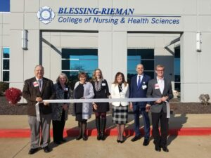 Blessing-Rieman College of Nursing & Health Sciences