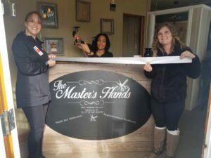 The Master's Hands Beauty Salon, LLC