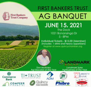 First Bankers Trust Ag Banquet 2021